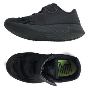Nike Boys Shoes, Black Velcro Size 10 907255-055